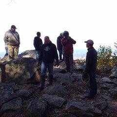 Photo taken at Bluff Mountain by Dan M. on 11/2/2013