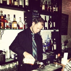 Photo taken at Caledonia Bar by Matt K. on 6/14/2013