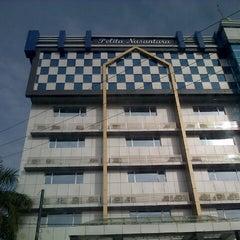 Photo taken at Jalan Iskandar Muda by Winston K. on 6/12/2013