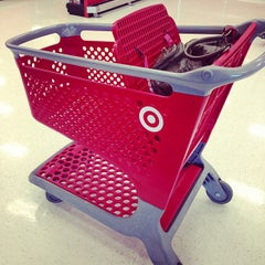 Photo taken at Super Target by Carrie on 11/14/2012