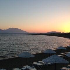 Photo taken at Perili Bay Resort by Hakan A. on 6/27/2013