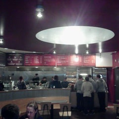Photo taken at Chipotle Mexican Grill by J.D. W. on 11/24/2011