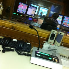 Photo taken at Rádio Gaúcha by Rafael G. on 3/11/2012