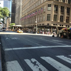 Photo taken at 597 Fifth Ave by Saif B. on 9/8/2013