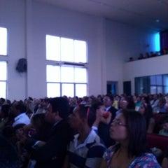 Photo taken at Igreja Adventista da Aldeota by Vinícius A. on 5/11/2013