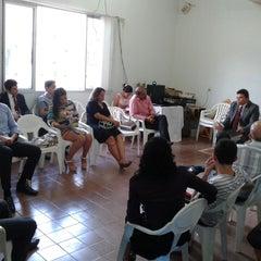 Photo taken at Igreja Adventista da Aldeota by Vinícius A. on 9/7/2013