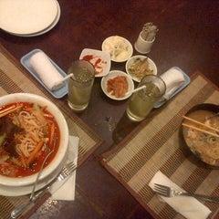Photo taken at Silla (Korean Japanese Chinese Restaurant) by Annisa Mulia K.S on 3/17/2015