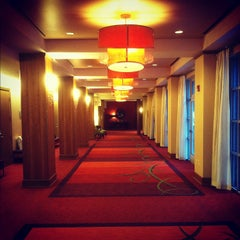 Photo taken at Renaissance Charlotte SouthPark Hotel by in the Queen City on 11/4/2012