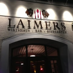 Photo taken at Laimers by Andy F. on 10/25/2012