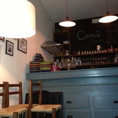 Photo taken at Comò Bistrot by Fabio Massimo M. on 1/12/2013