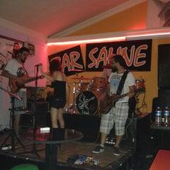 Photo taken at Bar Sahne by Emre K. on 6/28/2013
