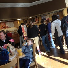 Photo taken at Bruegger's by Scott U on 11/17/2012
