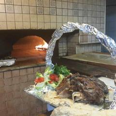 Photo taken at Konya Evi Pide Salonu by jony T. on 11/8/2013