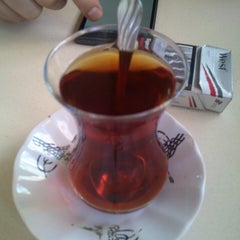 Photo taken at Angel Cafe by Özhan H. on 5/12/2013