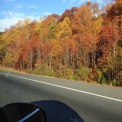 Photo taken at I-95 (Northeast Maryland) by Joelen R. on 11/2/2013