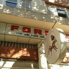 Photo taken at Formiga Sorveteria by Bruna M. on 7/7/2013