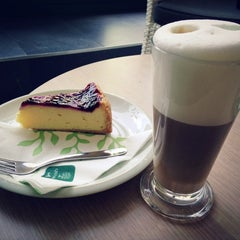 Photo taken at Greentree Caffé by Mish M. on 6/1/2013
