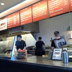 Photo taken at Chipotle Mexican Grill by Bill K. on 1/17/2014
