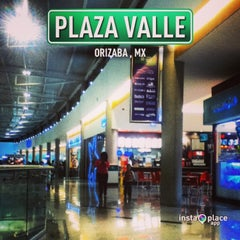 Photo taken at Plaza Valle by Choko on 4/22/2013