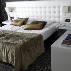 Photo taken at Van der Valk Hotel de Gouden Leeuw by Sharon B. on 9/6/2015