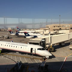 Photo taken at Bakersfield Meadows Field Airport (BFL) by Terry M. on 3/15/2013