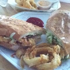 Photo taken at Giorlando's Restaurant by Gunsey G. on 4/29/2013