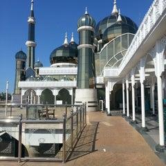 Photo taken at Masjid Kristal by Rosdin R. on 11/16/2012
