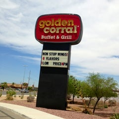 Photo taken at Golden Corral by Danielle M. on 6/24/2013