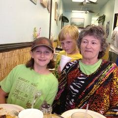 Photo taken at Sea Oats Cafe by Jennifer B. on 7/20/2013