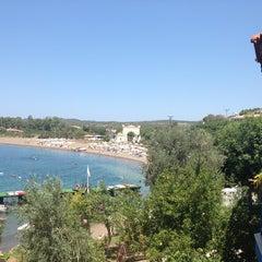 Photo taken at Perili Bay Resort by Sirby on 7/23/2013