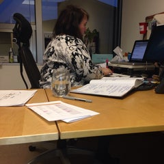 Photo taken at Meredith Xcelerated Marketing by Beej P. on 3/11/2014