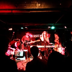 Photo taken at The Basement by Joshua S. on 10/20/2014