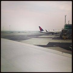 Photo taken at Gate B31 by Jason W. on 5/11/2013