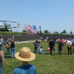 Photo taken at Wall South Veterans Memorial by Clif H. on 5/25/2014