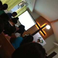 Photo taken at United Church of Christ in the Philippines by Kristynella C. on 7/28/2013