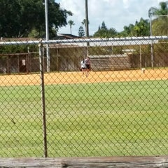 Photo taken at Surfside Elementary by Tina F. on 7/12/2014