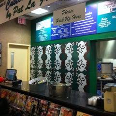 Photo taken at Custom Burgers by Pat La Frieda by Stephanie C. on 10/7/2012