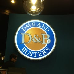 Photo taken at Dave & Buster's by Damisette G. on 7/11/2013