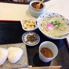 Photo taken at 味愉嬉食堂 by kento t. on 9/26/2013
