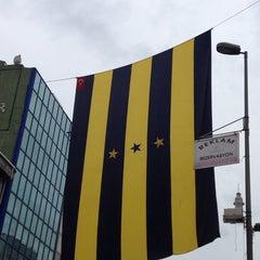 Photo taken at Halk Caddesi by Yalçın D. on 5/4/2014