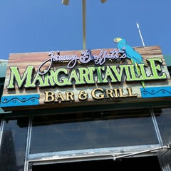 Photo taken at Margaritaville Bar & Grill by K. K. on 9/1/2013