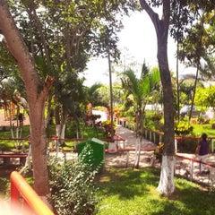 Photo taken at Parque de la Familia by Mario G. on 5/24/2014