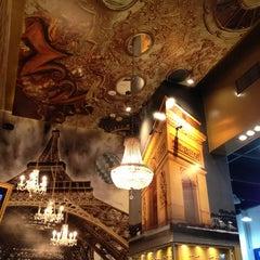Photo taken at Le Café De París by Alejandra R. on 7/10/2013