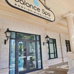Photo taken at Balance Spa by Balance Spa on 2/13/2015