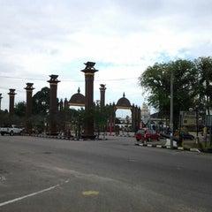 Photo taken at Lembaga Hasil Dalam Negeri (LHDN) by shah z. on 10/10/2012