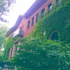 Photo taken at William Allan Neilson Library by Martin K. on 8/1/2015
