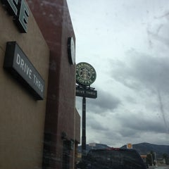 Photo taken at Starbucks by Andrea M. on 2/10/2013