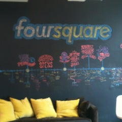 Photo taken at Foursquare HQ by Stanislas B. on 5/29/2013