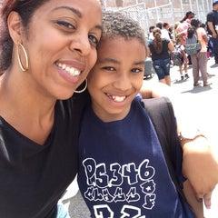 Photo taken at Public School 346 by elizabeth B. on 6/26/2014