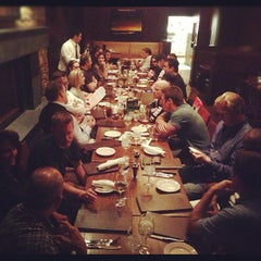 Photo taken at The Keg Steakhouse + Bar by Travis C. on 11/30/2012